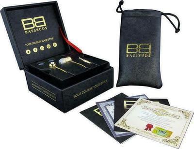 Bassbuds 24 Carat Gold