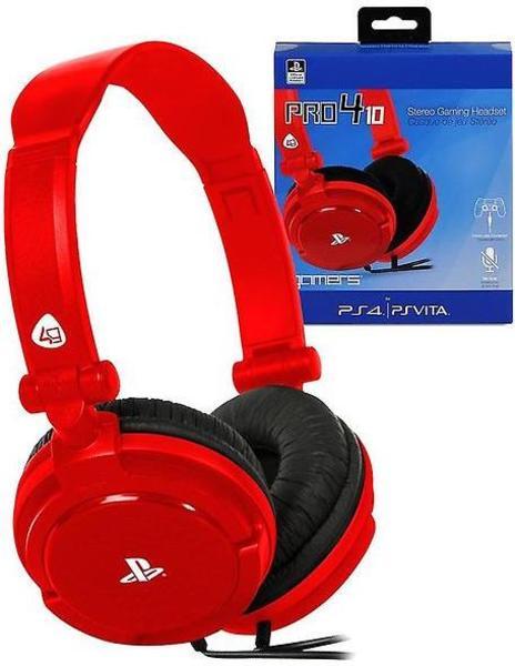 4Gamers Pro4-10 Headphones