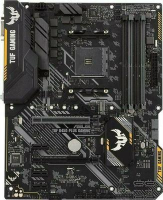 Asus TUF B450-PLUS Gaming Motherboard