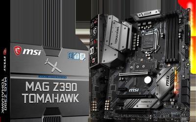 MSI MAG Z390 Tomahawk Motherboard