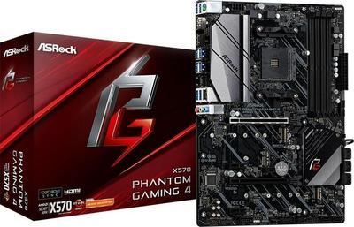 ASRock X570 Phantom Gaming 4 Motherboard