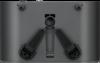 Korg Stageman 80 Wireless Speaker bottom