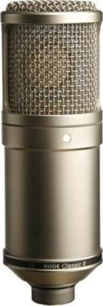Rode Classic II Mikrofon