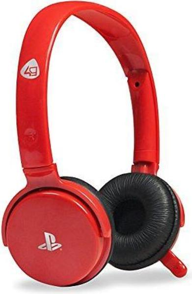4Gamers Comm-Play CP-01 Headphones