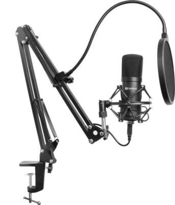 Sandberg Streamer USB Microphone Kit Mikrofon