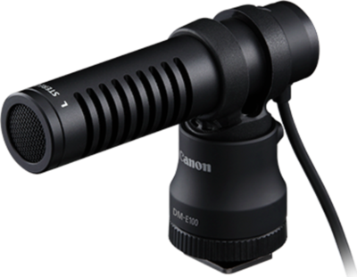Canon DM-E100 Mikrofon