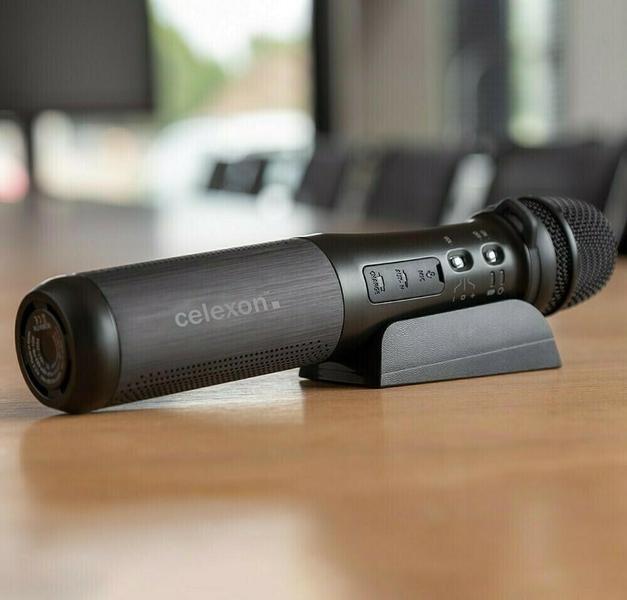 Celexon Voice Booster Microphone Speaker Mikrofon