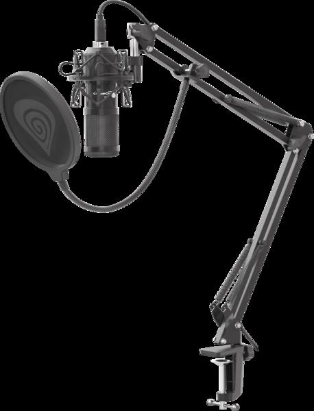 Natec Radium 400 Mikrofon