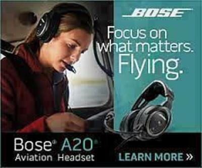 Bose Aviation A20 Słuchawki
