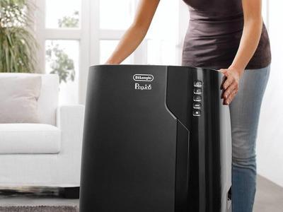 DeLonghi PAC EX120 Silent Portable Air Conditioner