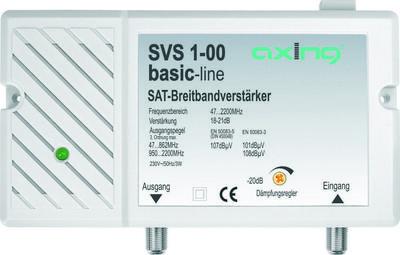 Axing SVS 1-00