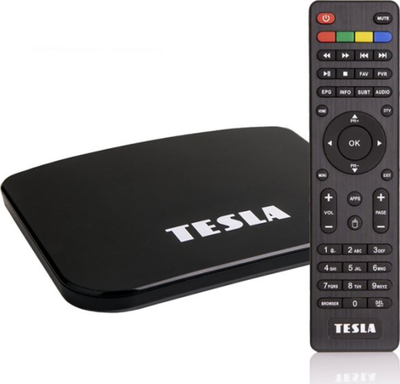 Tesla TEH-500 PLUS AV-Receiver