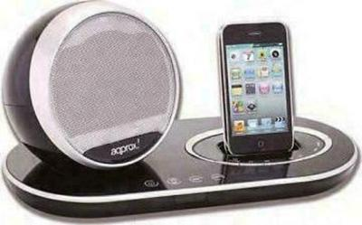 Approx Speaker System with Docking for iPhone or iPod Wireless