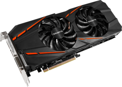 Gigabyte GeForce GTX 1060 D5 6GB
