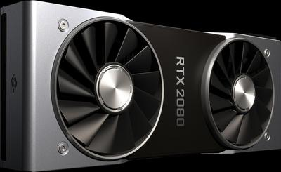 Nvidia GeForce RTX 2080 Founders Edition Graphics Card