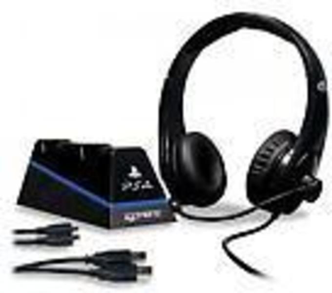 4Gamers Official Stereo Gaming Starter Kit PS4 Headphones