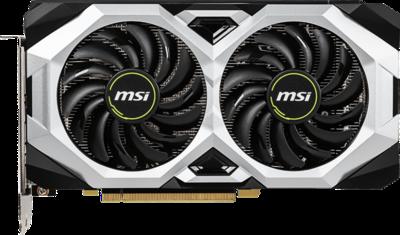MSI GeForce RTX 2060 VENTUS 6G OC Graphics Card