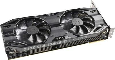 EVGA GeForce RTX 2080 SUPER BLACK GAMING Graphics Card