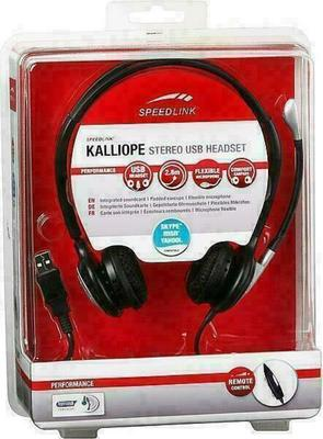 Speedlink Kalliope VX USB Słuchawki