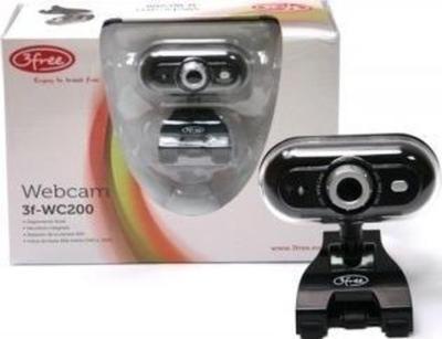 3free 3F-WC200 Webcam