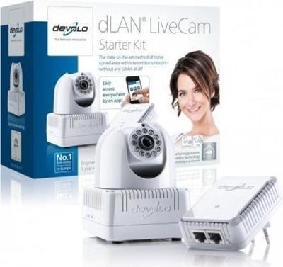 Devolo dLAN LiveCam Starter Kit