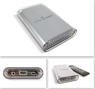 LaCie SilverScreen 80GB Odtwarzacz multimedialny