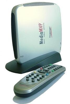 Hauppauge MediaMVP 1005 Odtwarzacz multimedialny