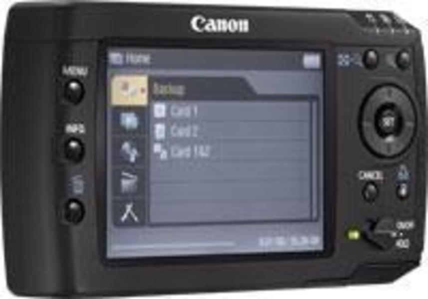 Canon M30 Media Storage