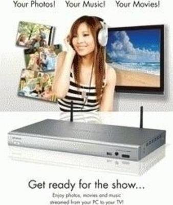 Netgear EVA8000 Odtwarzacz multimedialny