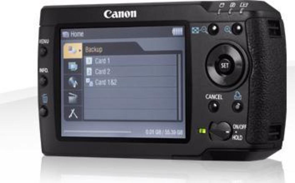 Canon M80 Media Storage