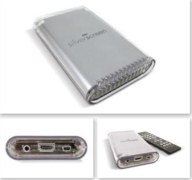 LaCie SilverScreen 40GB