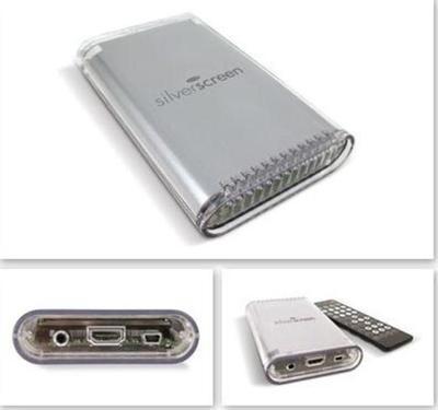 LaCie SilverScreen 40GB Odtwarzacz multimedialny