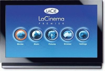 LaCie LaCinema Premier 1TB Odtwarzacz multimedialny