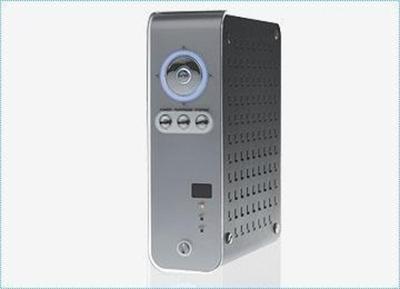 Freecom Network Media Player 450 WLAN DriveIn Odtwarzacz multimedialny