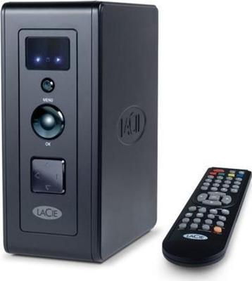 LaCie LaCinema Premier 750GB Odtwarzacz multimedialny