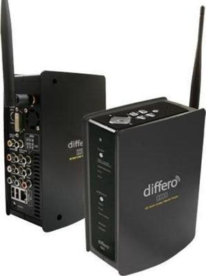 """Differo TeleWiFi 3.5"""" Odtwarzacz multimedialny"""