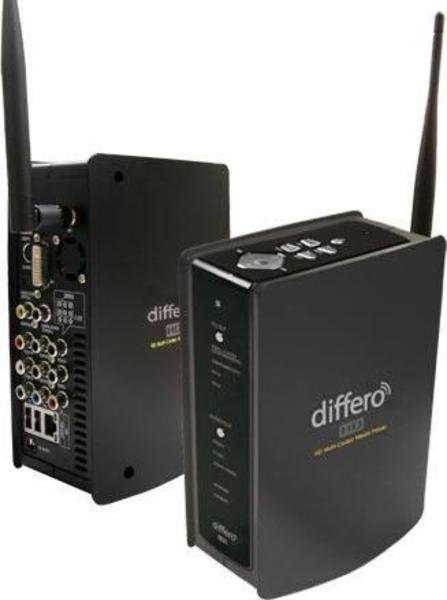 """Differo TeleWiFi 3.5"""" 500GB"""