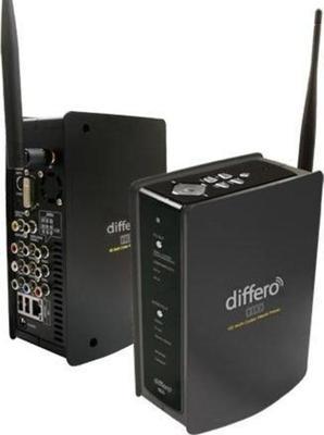 """Differo TeleWiFi 3.5"""" 500GB Odtwarzacz multimedialny"""