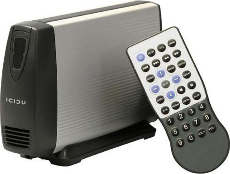 "ICIDU 3.5"" SATA Movie Box"
