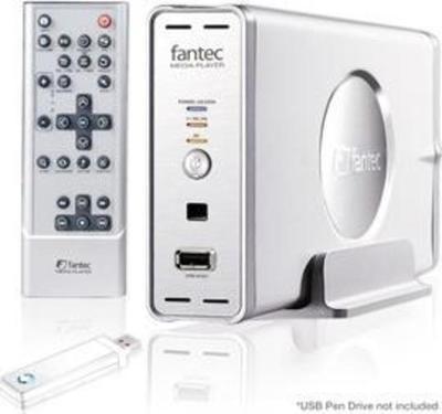 Fantec MM-UH35US 1TB Odtwarzacz multimedialny