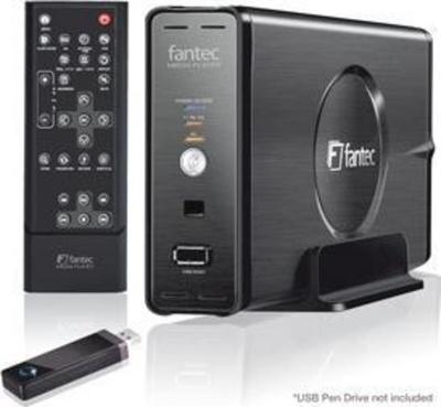 Fantec MM-UH35US 500GB Odtwarzacz multimedialny