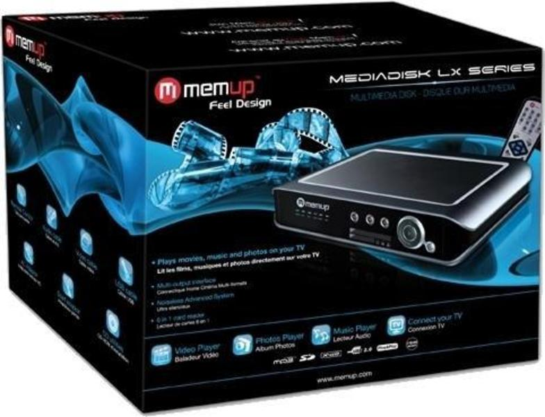 Memup MediaDisk LX 750GB