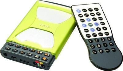 """ICIDU 2.5"""" HDMI Movie Box 320GB Odtwarzacz multimedialny"""