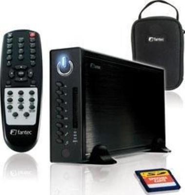 Fantec MM-CR25 160GB Odtwarzacz multimedialny