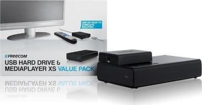 Freecom MediaPlayer XS 500GB Odtwarzacz multimedialny