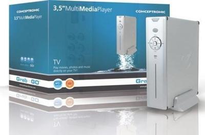 Conceptronic CM3S 640GB Odtwarzacz multimedialny