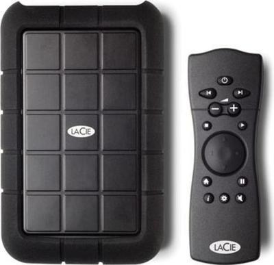 LaCie LaCinema Rugged 500GB Odtwarzacz multimedialny