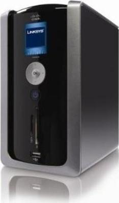 Linksys NMH410 Multimediaplayer