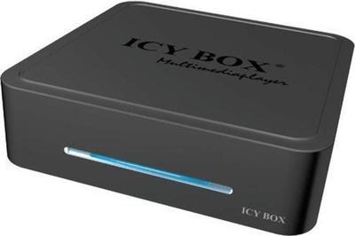 Icy Box IB-MP303S-B Odtwarzacz multimedialny