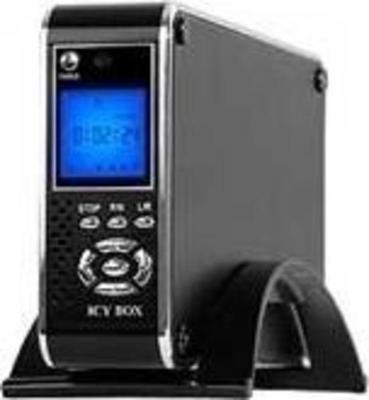 Icy Box IB-MP302S-B Odtwarzacz multimedialny